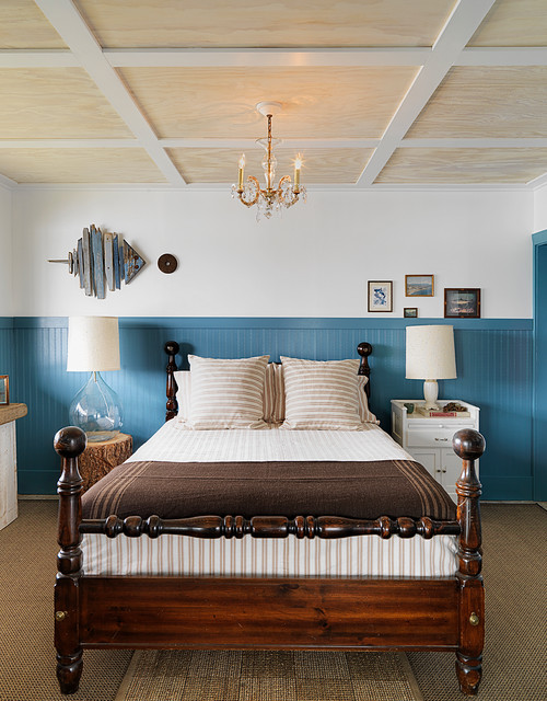 25 beach style bedrooms will bring the shore to your door for Island decor bedroom