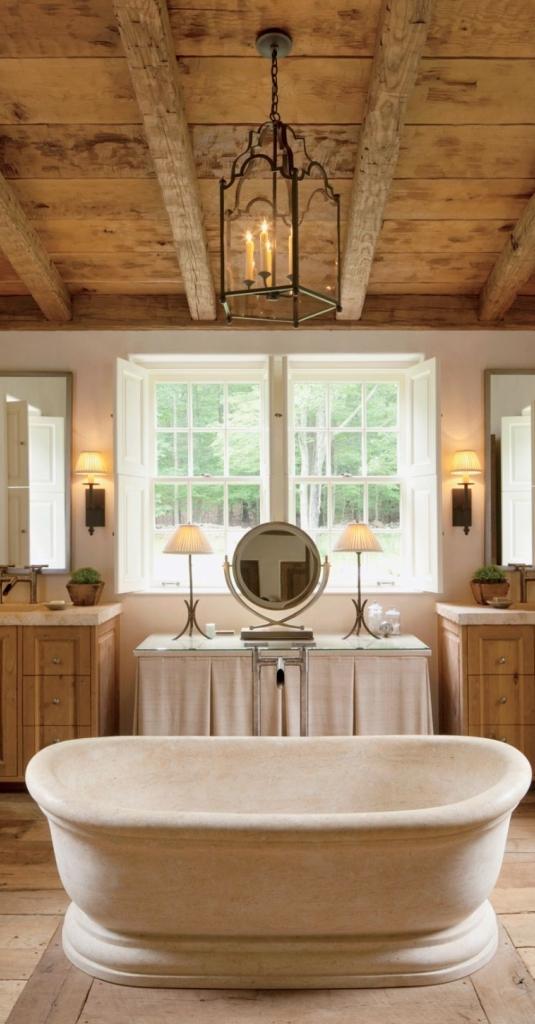 Perfect-rustic-bathroom-decor-clearance