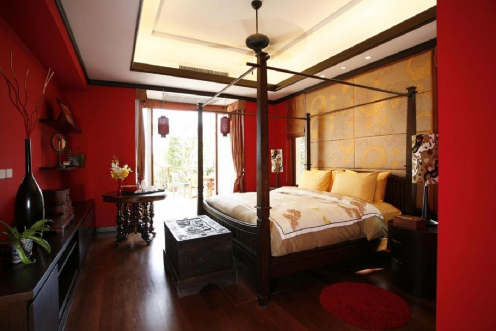 Asian Style Bedroom Ideas Creative: The Beauty And Style Of Asian Bedroom Designs