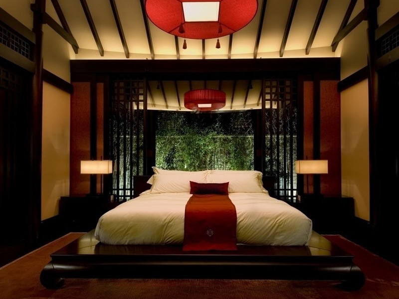 The beauty and style of asian bedroom designs for Asian bedroom ideas