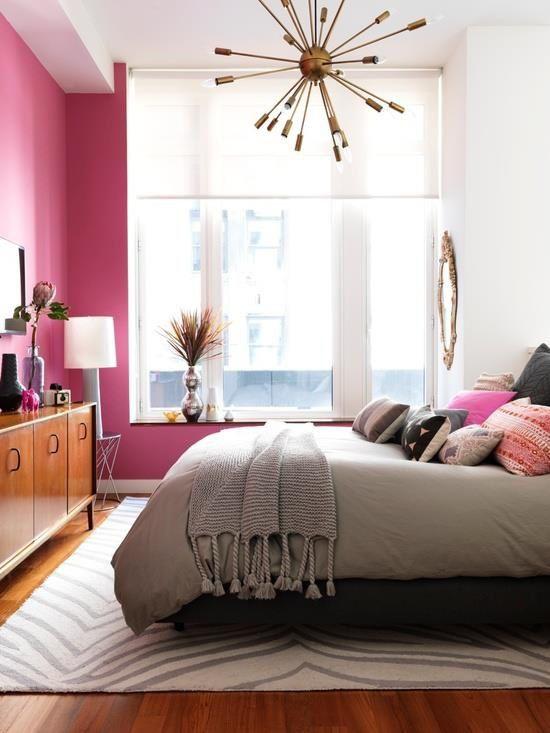 Reto look Mid-Century Bedroom Designs