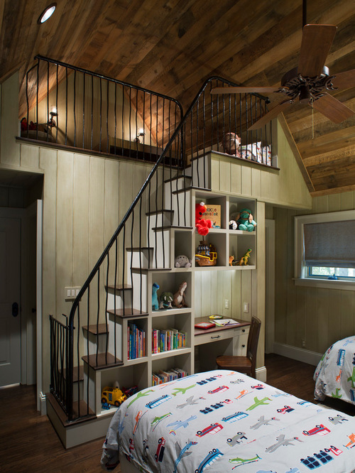 Rustic Baby and Kids Design Ideas