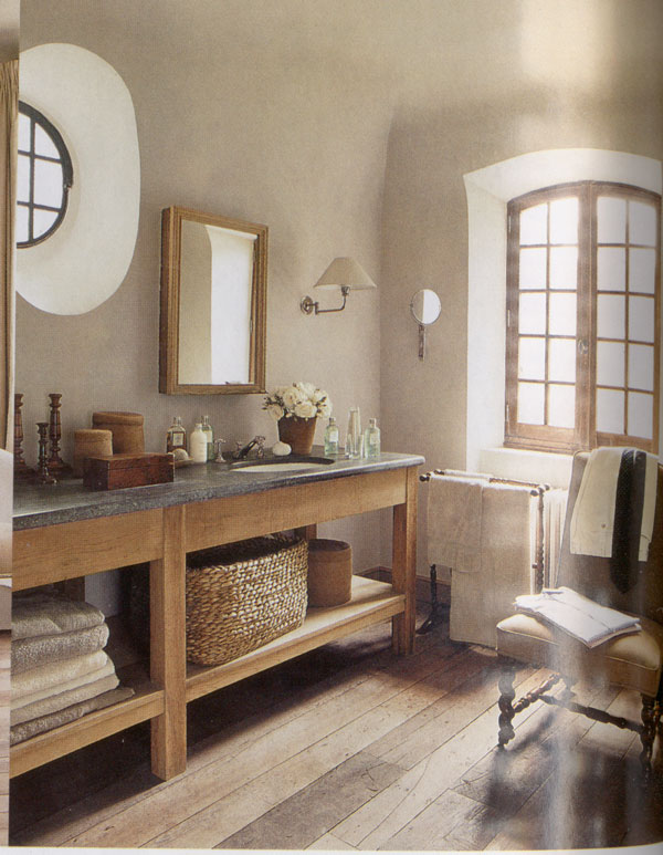 Rustic Bathroom Vanities Design