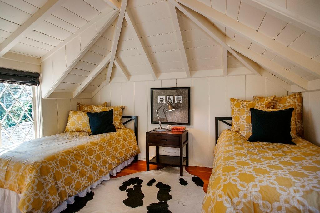 Rustic Kids Bedroom Design Ideas
