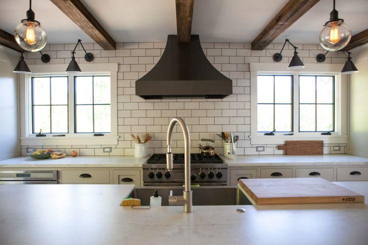 Rustic Modern Farmhouse