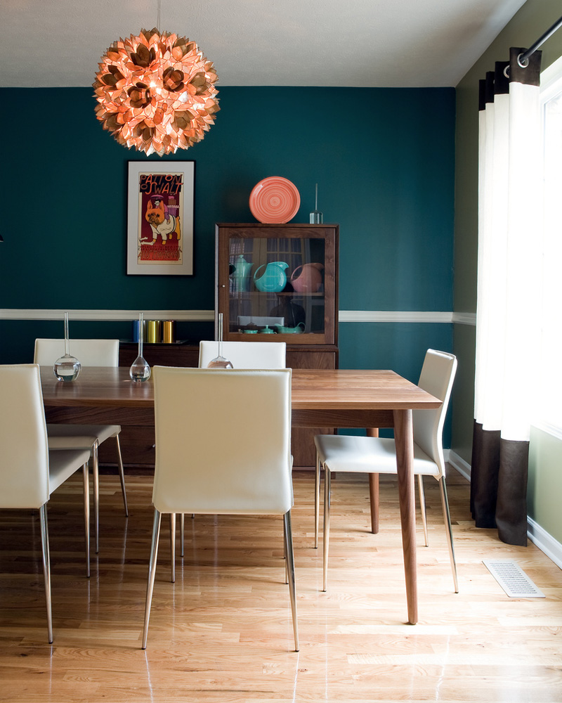 Modern Dining Room Furniture Accessories: 25 Sleek And Cool Contemporary Dining Tables