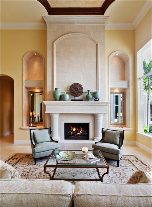 contemporary-modern-retro-elegant-living-room