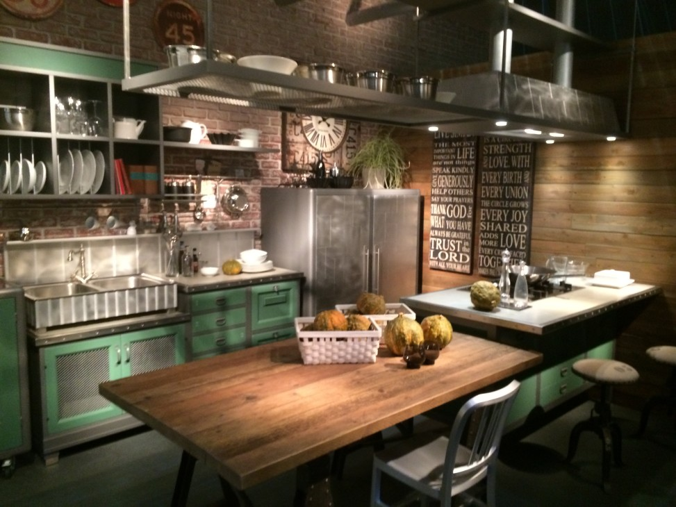 25 best industrial kitchen ideas to get inspired for Industrial modern kitchen designs