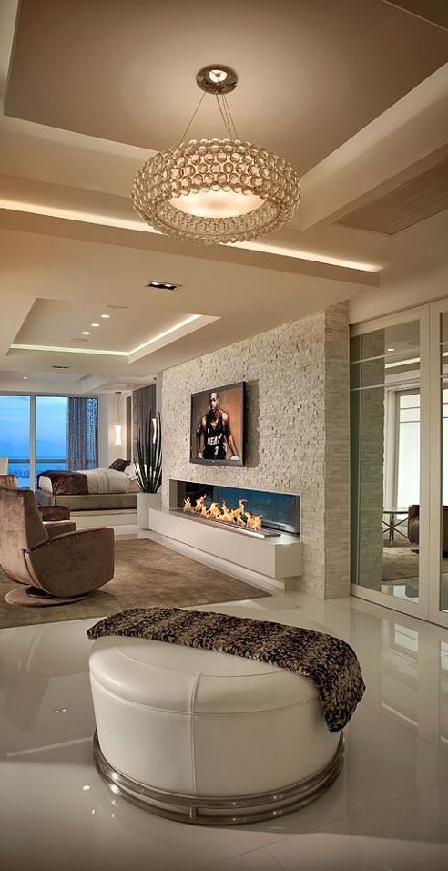 25 stunning luxury master bedroom designs for Living room 640x1136
