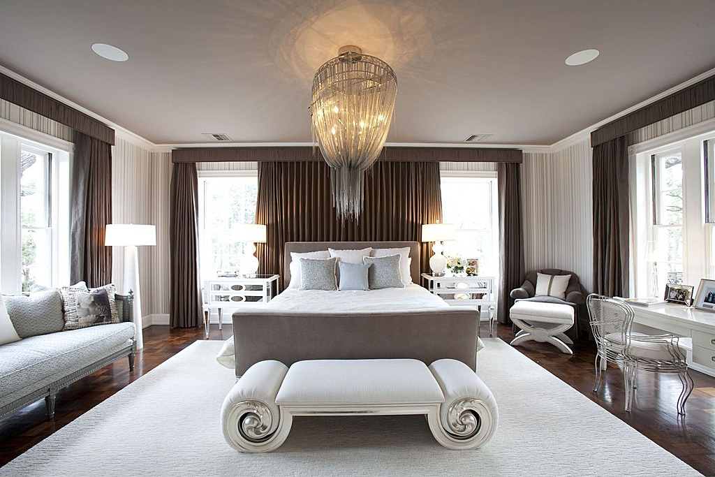 Master Bedroom Decorating Ideas Modern Luxury