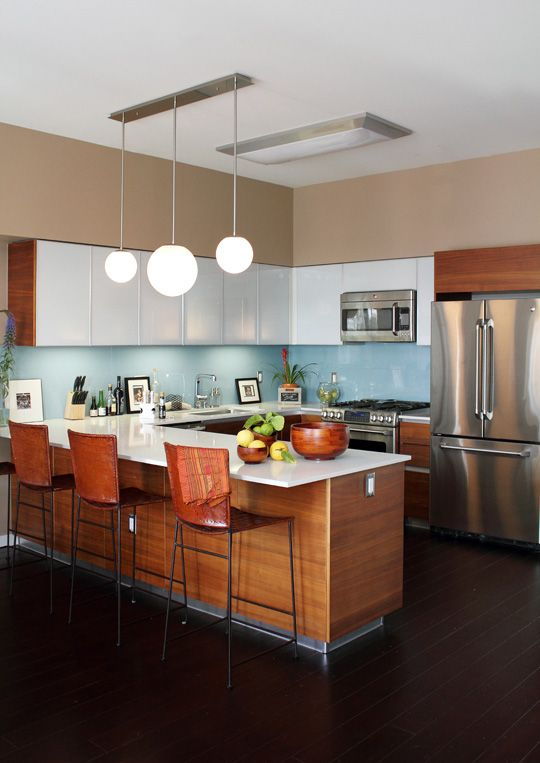35 sensational modern midcentury kitchen designs