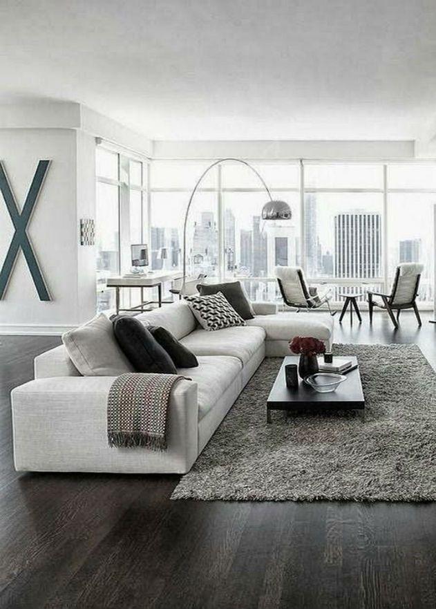 modern floor lamp for elegant living room ideas