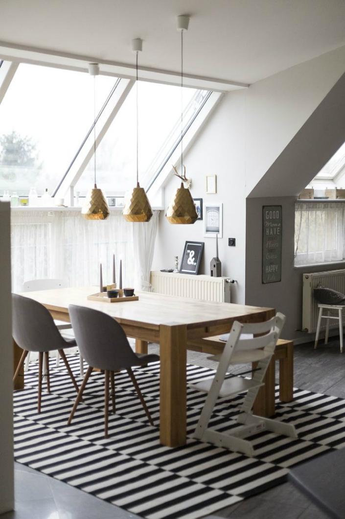 modern scandinavian dining