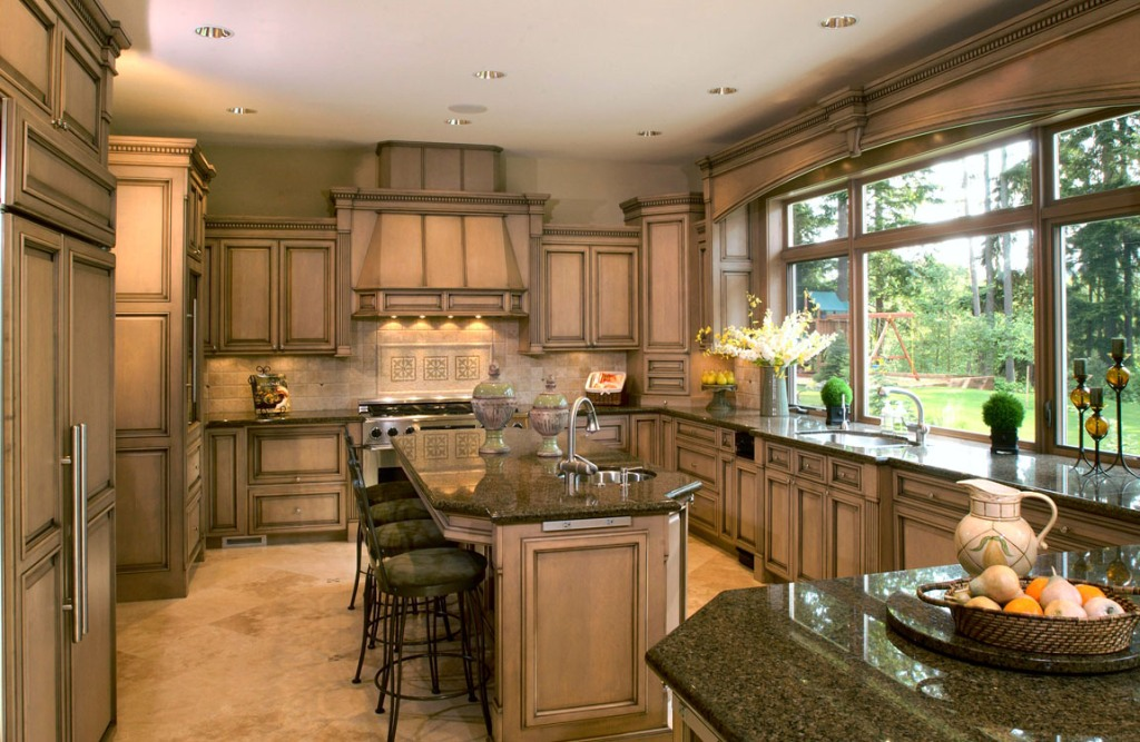25 exciting traditional kitchen designs styles 1433