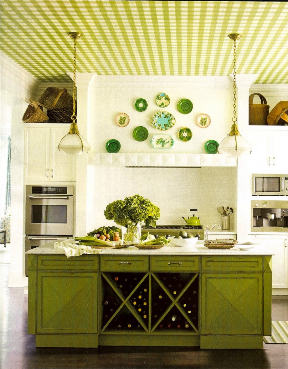 Trendy Fresh Tropical Kitchen Design Ideas With Tropical Decor