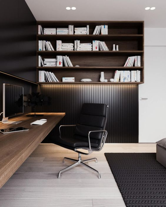 Apartment office