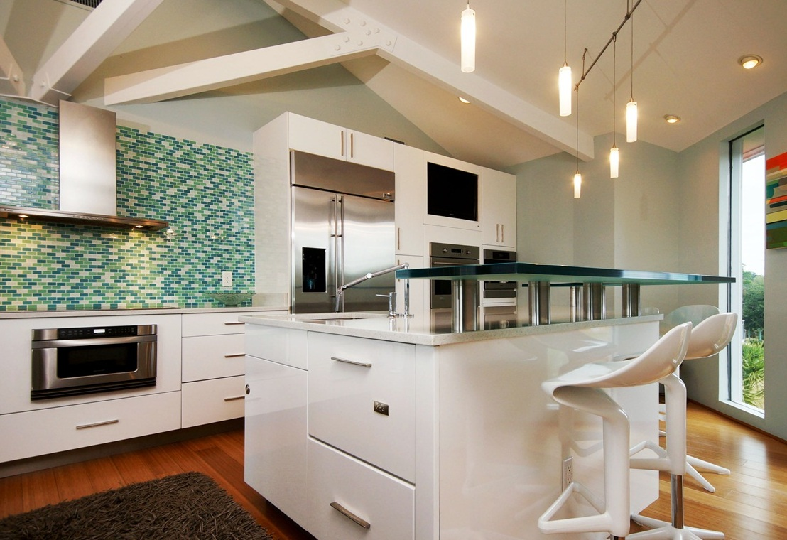 25 best beach style kitchen design ideas for Inspired kitchen design