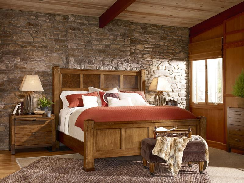 Modern Rustic Bedroom Furniture 30 rustic bedroom designs to give your home country look