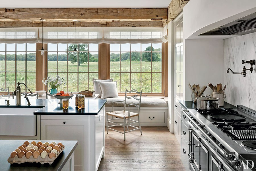Beautiful Rustic Kitchen Interiors