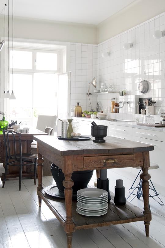 Beautiful Rustic Kitchens