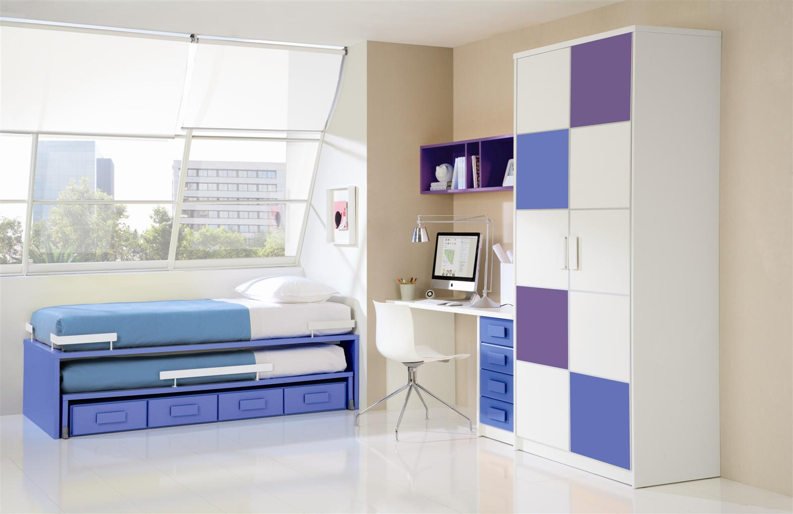 Kids bedrooms for two - Best Modern Bedroom Vanity Sets Furniture Design