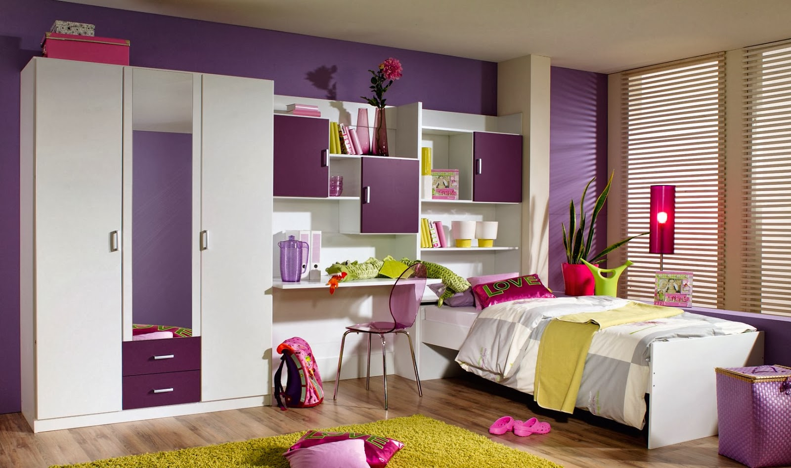 30 Best Modern Kids Bedroom Design