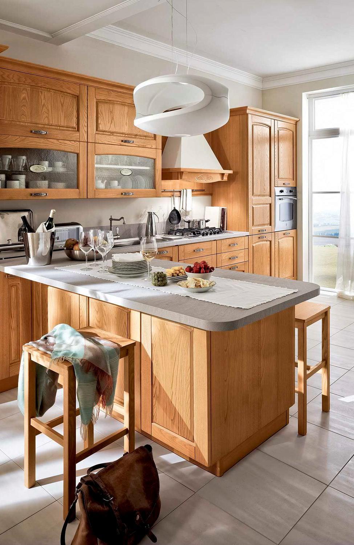 30 Popular Traditional Kitchen Design Ideas on Traditional Kitchen Decor  id=73817