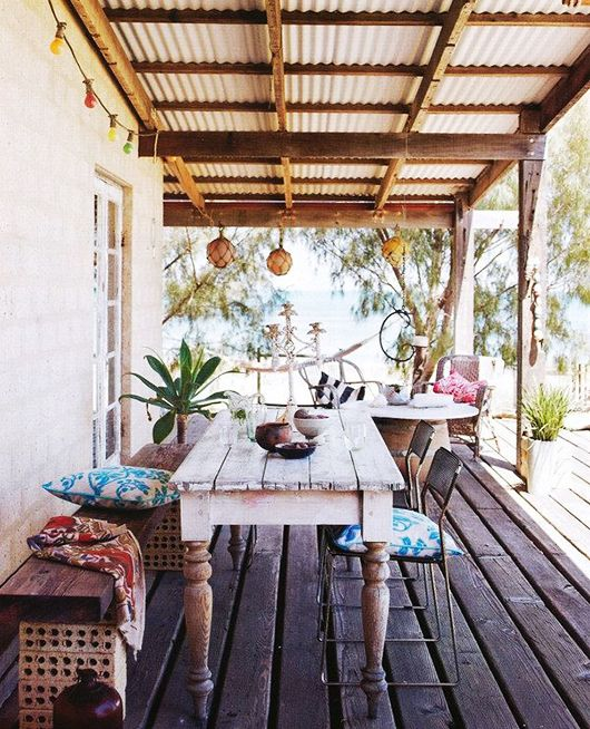 Bohemian Outdoor Living