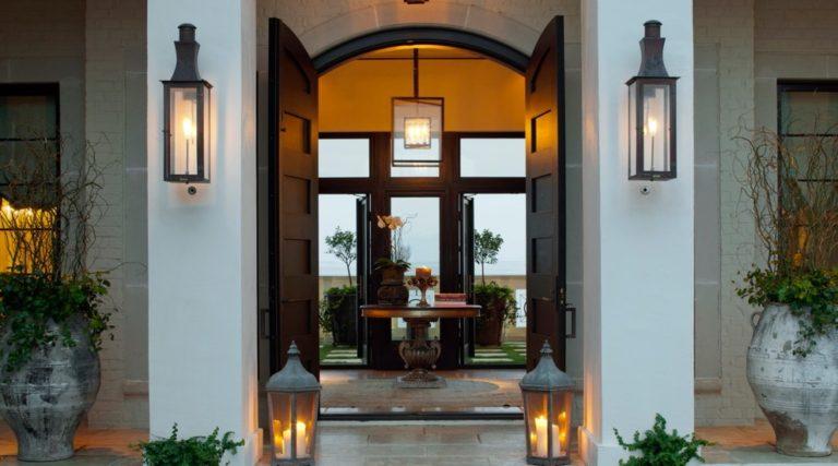 32 Popular Contemporary Entry Design Ideas To Add Elegance