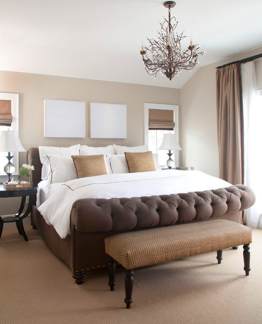 Classic and Rustic Bedroom Designs