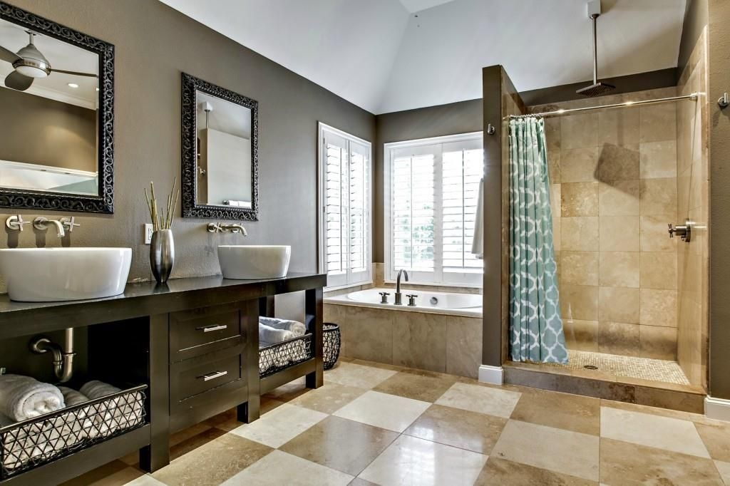 25 best ideas for creating a contemporary bathroom Modern tile design ideas for bathrooms