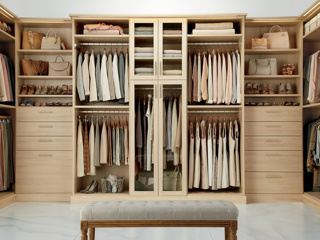 wardrobe closet ideas - 25 Best Contemporary Storage & Closets Design Ideas