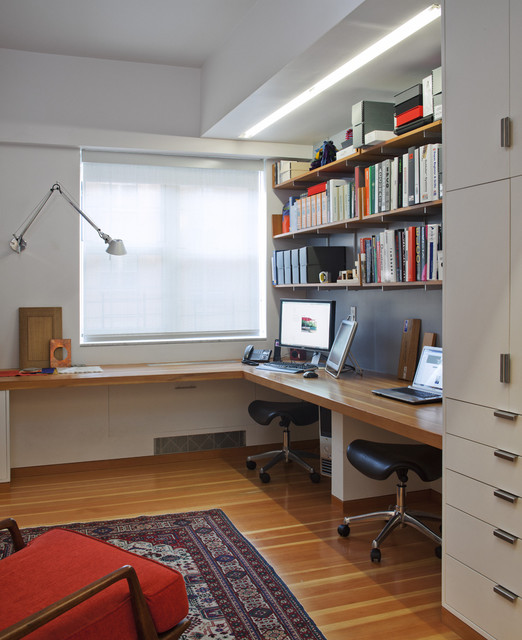 Contemporary Home Office Design Ideas: 25 Contemporary Home Office You Are Guaranteed To Love