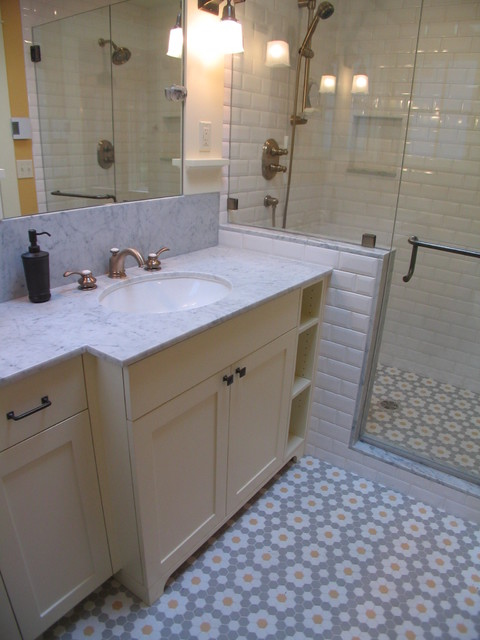 25 Ideas To Remodel Your Craftsman Bathroom