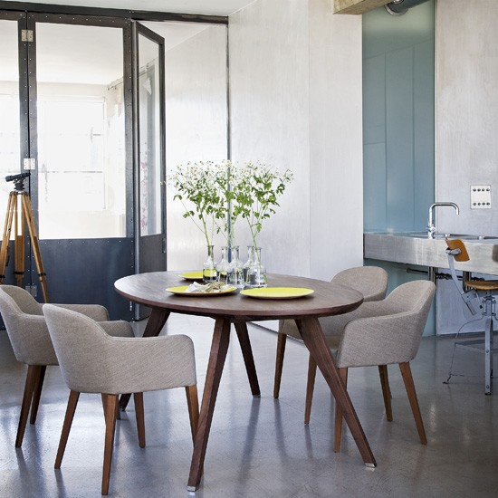 Get the best modern dining room ideas for your home for Modern dining room design