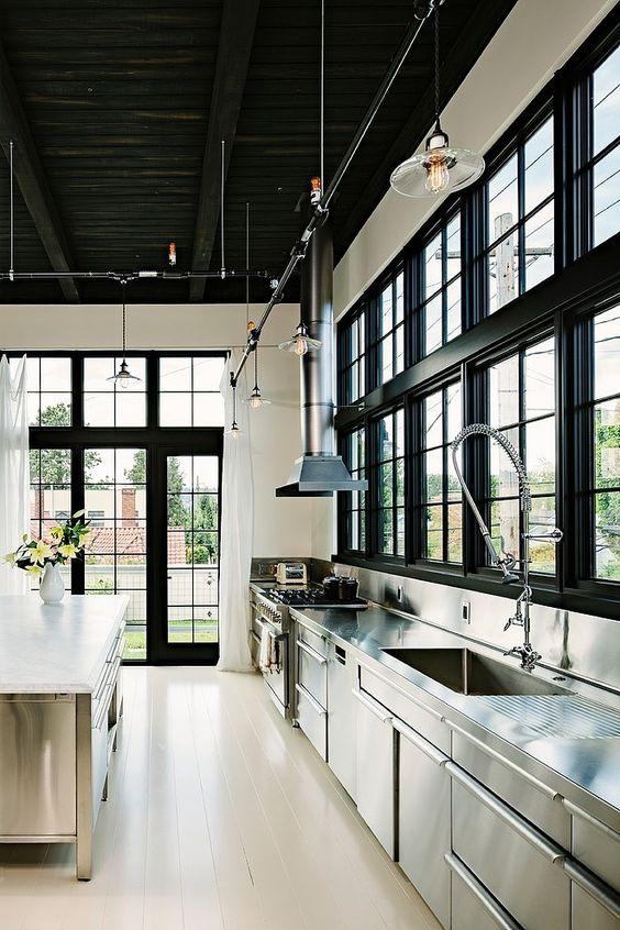 Dream Kitchens steel