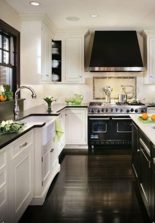 Dream and luxury kitchen interior design