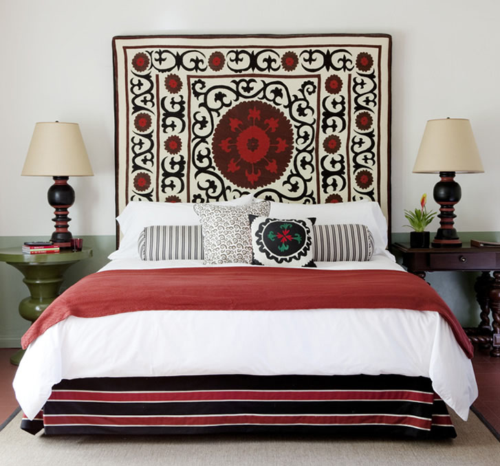 30 ideas for designing the perfect eclectic style bedroom for Eclectic bedroom designs