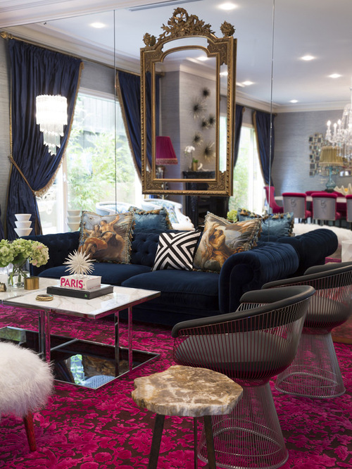 Eclectic Room Design: 30 Design Ideas For Your Eclectic Living Room