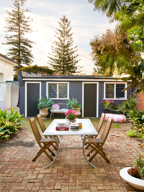 Eclectic Outdoor Design Ideas