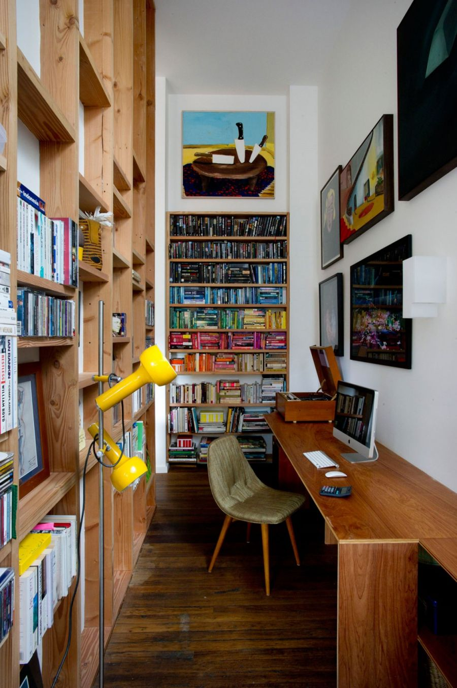 Decent Study Rooms: 31 Great Eclectic Home Office Design Ideas