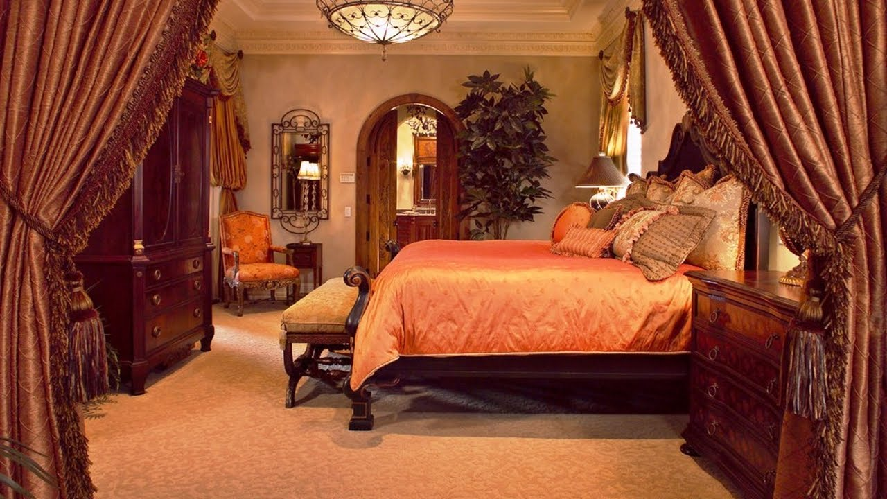 22 mediterranean bedroom designs gives your bedroom a new look for Mediterranean master bedroom