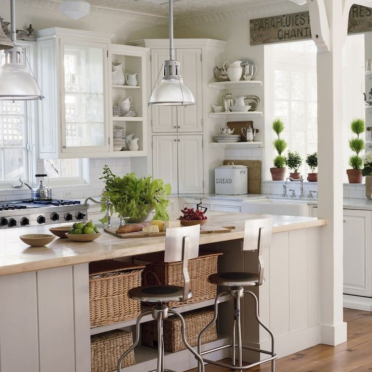 30 attractive kitchen island designs for remodeling your for Extra kitchen storage