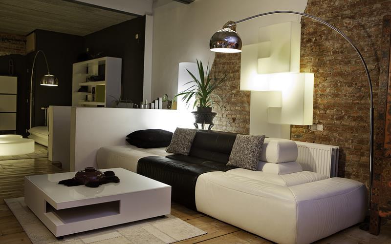 Lovely Modern Living Room Design
