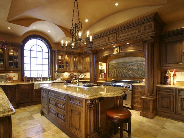 Luxury Kitchen traditional-kitchen
