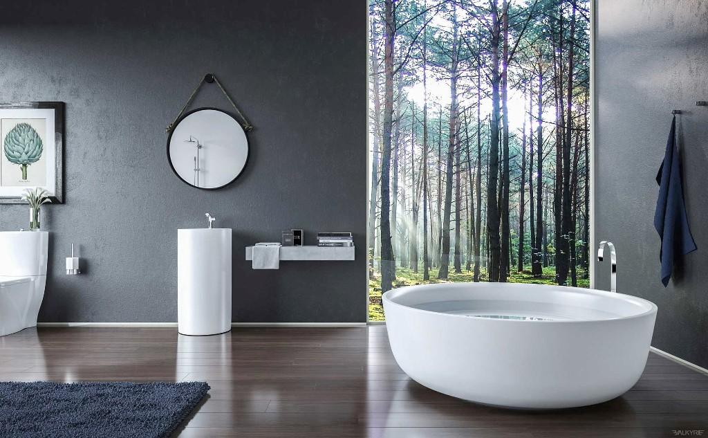 Luxury Modern Hotel Bathrooms