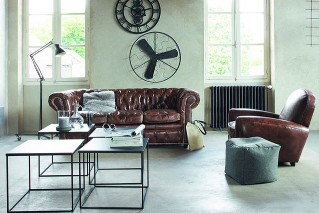rustic industrial living room 31 ultimate industrial living room design ideas 12699