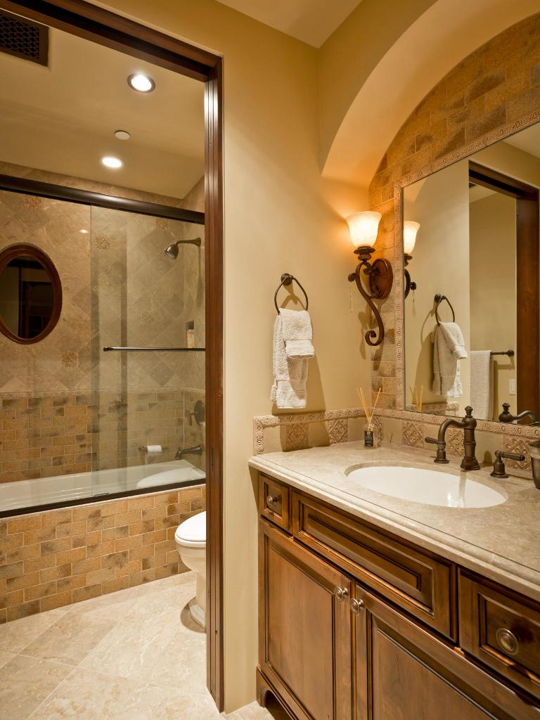 25 inspirational mediterranean bathroom design ideas for Bathroom design ideas photos