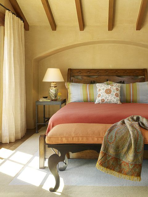 Http Www Dwellingdecor Com 22 Mediterranean Bedroom Designs Gives Bedroom New Look