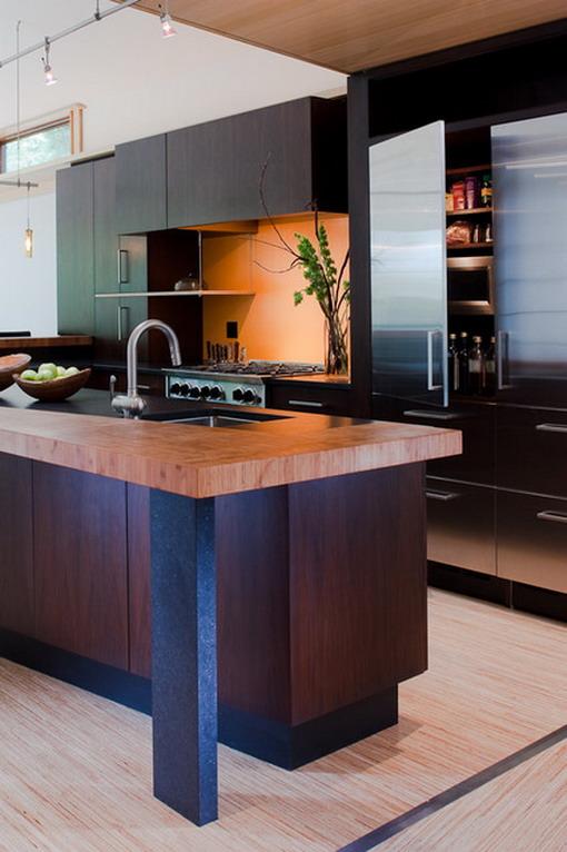 Asian Kitchen Design Ideas ~ Brighten your kitchen with asian ideas